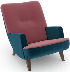 Wer wollte nicht mal Möbeldesigner werden und eigene Möbelstücke gestalten? Für alle, die Originale lieben, präsentiert Max Winzer® eine konfigurierbare Serie »build-a-chair«. Der Fantasie sind keine Grenzen gesetzt. Hier in Pantone und Rose