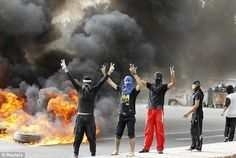 my boyz in Bahrain got mad steez