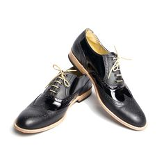 Brogues are just fabulous! By Goodbye Folk