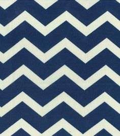 Home Essentials Print Fabric-Blue Chevron Blue Chevron, Online Craft Store, Home Decor Fabric, Chair Covers, Joanns Fabric And Crafts, Outdoor Fabric, Easy Drawings, Canvas Fabric, Printing On Fabric