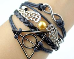 Cute collection of HP bracelets