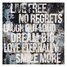 Live Free from Z Gallerie
