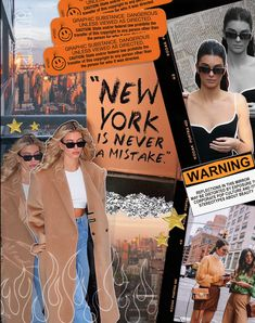 Walpapper Vintage, Ps Wallpaper, Magazine Collage, Nyc, Fashion Collage, Fashion Design Sketches, Aesthetic Collage, Pretty Wallpapers, Photo Dump