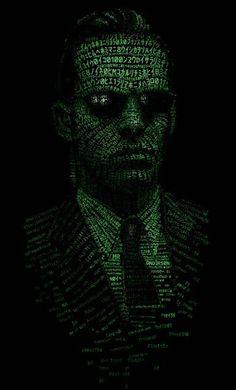 Agent Smith / Matrix                                                                                                                                                                                 Mais