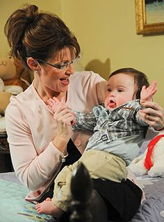 Sarah Palin A True Proverbs31Woman.. Mom of a beautiful special needs child