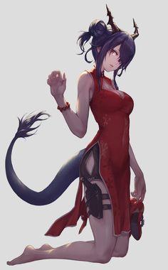 Kawaii Anime Girl, Anime Art Girl, Manga Girl, Fantasy Character Design, Character Design Inspiration, Character Art, Dnd Characters, Fantasy Characters, Female Characters