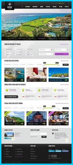 ThemeFuse - Voyage WordPress Theme Review