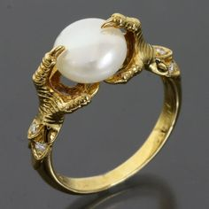 CARRERA-Y-CARRERA-Diamonds-Peal-Band-Ring-in-18K-YG-