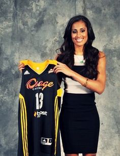 Skylar Diggins...from baller to beauty!