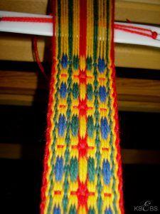 Latvian Flower Belt