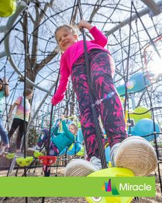 All children can become lunar explorers with Miracle's new Phyzics Moon. This frame net climber lets many children play together on the same piece of equipment, and provides varying levels of challenge to keep even older children engaged. With Hurricane Rings, JAX®, Orbs, and more, Phyzics Moon brings Miracle's legacy of exciting design to an entirely playable surface that will attract thrill-seeking explorers to your playground! Oldest Child, Cool Things To Make, Kids Playing, Playground, Challenges, Children Play, Bring It On, Climber, Surface