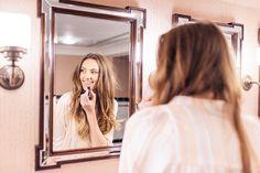 Beauty tips and fashion (pyjama) finds