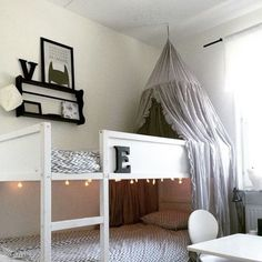 mommo design: 8 WAYS TO CUSTOMIZE IKEA KURA BED: