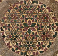 Barbara Brackman's MATERIAL CULTURE: Westminster Abbey floor