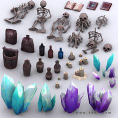 http://3drt.com/store/environments/fantasy-environments/dungeon-master-kit.html