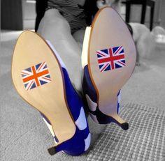 Union Jack Yull Shoes