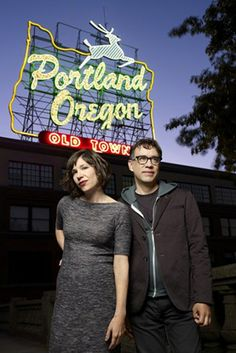 Don't love the show, but with Portland, OR as the co-star it's more fun to watch...