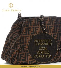 6866c08d7b050 Get authentic pre owned luxury at super discounted prices only at  www.secretdresser.com. Shop now!! Secret Dresser · Luxury Bags