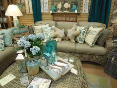 Awesome 2013 Merchandising Awards: Sunshine Furniture, Vero Beach, Fla.   Best Use  Of