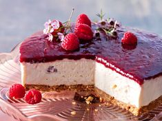 Cheesecake Philadelphia, Breakfast Dessert, Food Cakes, Base, Cheesecake Recipes, Cheesecakes, Sweet Recipes, Sweet Tooth, Food And Drink