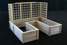 Naturalyards - U-Shaped Raised Beds, $431.40 (http://www.naturalyards.com/raisedbeds/u-shaped)