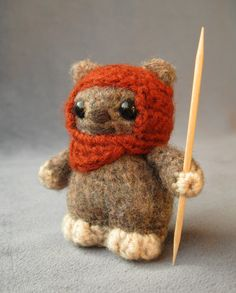 Star Wars Amigurumi - need these!!!!