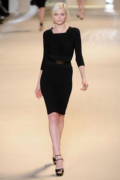 Elie Saab Fall 2011 Ready-to-Wear Fashion Show - Abbey Lee Kershaw (Next)