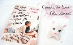 Post novo no blog :)  Nele eu mostro como compro meus livros pela internet! Espero que gostem. Beijos http://www.quetransborde.com.br/2016/05/como-comprar-livros-pela-internet.html
