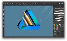 Affinity Designer, disponible la versión final de un digno rival de Adobe Illustrator