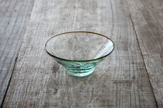 Hibinokurashi : Ootajun Glass Jun Oota : Hand blown bowl 13CM