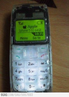 The new Apple iPhone