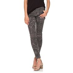 Want these Whistles snake print jeans for Winter!