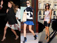 Aquazzura, la nueva firma de zapatos favorita de las fashion insiders