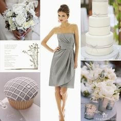 pantone paloma wedding inspiration