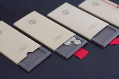 Handcrafted Restaurant Bill Holder Packaging on Behance