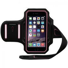 BODY GLOVE 9487801 iPhone 6/6s ENDURANCE Armband -black/pink