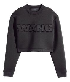 Alexander Wang x H&M - Short scuba top $59.95