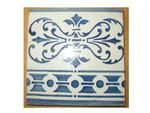 ANTIQUE FRENCH TILE 124