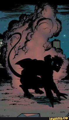 nightcrawler, comic, marvel, mutant, xmen