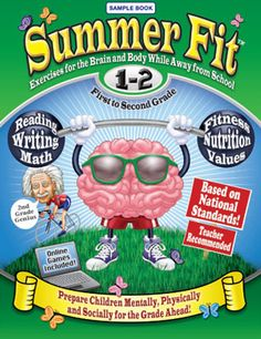 Summer Fit Learning 3-4