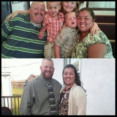 115 lbs transformation from 8/1/12 to 12/10/12 using only Greens, Thermofit and Fat Fighters!  It Works! We love our Triple Threat Combo!