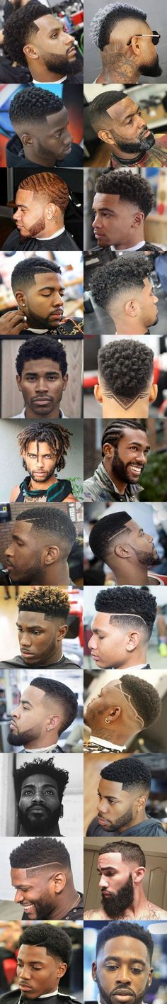 25 Black Men's Haircuts + Styles