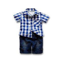 http://babyclothes.fashiongarments.biz/  boy clothing set 2017 summer plaid shirt+letter t-shirt+denim shorts pants 3pcs baby clothes cartoon pattern boys clothing sets, http://babyclothes.fashiongarments.biz/products/boy-clothing-set-2017-summer-plaid-shirtletter-t-shirtdenim-shorts-pants-3pcs-baby-clothes-cartoon-pattern-boys-clothing-sets/, Description Products: boy clothing set 2017 summer plaid shirt+letter t-shirt+denim shorts pants 3pcs baby clothes cartoon pattern boys…