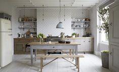 Prachtige lichte keuken door Paul Massey | Wooninspiratie