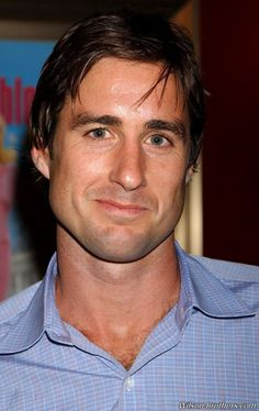 Luke Wilson marry me bye.