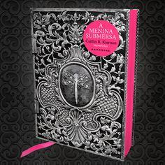 74 best skoob images on pinterest literature writers and books to a menina submersa caitln r kiernan edio capa dura da darkside books fandeluxe Images