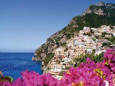 Italy's beautiful Campania region includes Naples and the spectacular Amalfi coast
