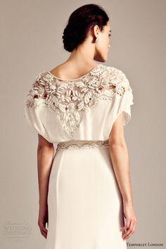 Temperley London 2014/2015 Wedding Dresses — Iris Bridal Collection   Wedding Inspirasi