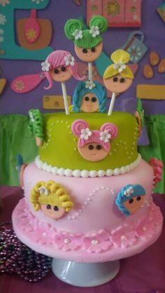 Cake de las Little Chef