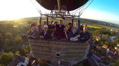 Viele Beiträge zu dieser und weiteren Ballonfahrten findet ihr auch unter https://www.facebook.com/SkyAdventureBallonfahrten?sk=wall